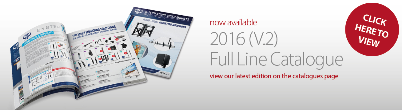 2016 (V.2) Catalogue - Now Available