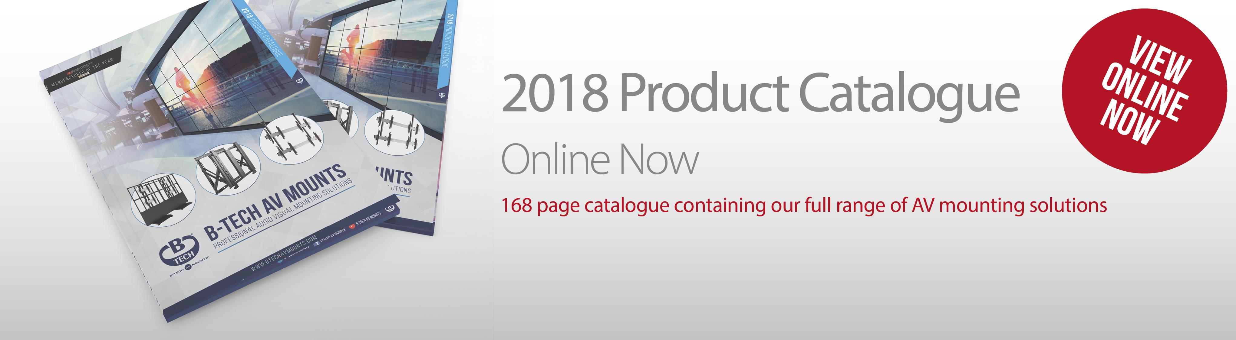 2018 B-Tech Catalogue