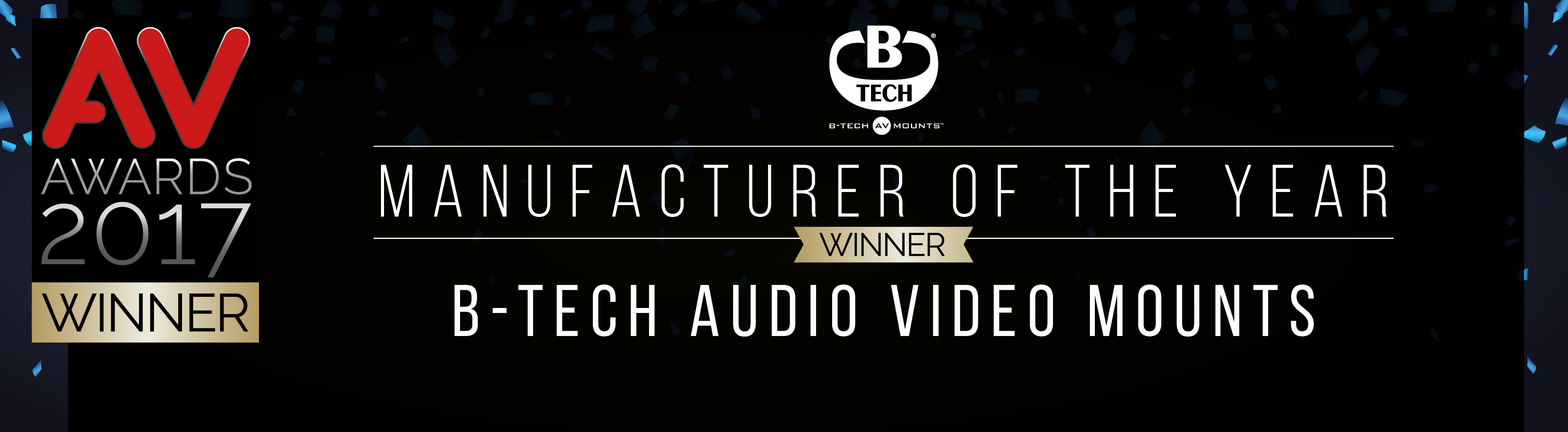B-Tech win Manufacturer of the Year