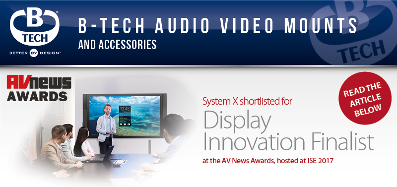 System X shortlisted for another industry award | News about