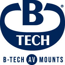 B-Tech Audio Video Mounts Logo
