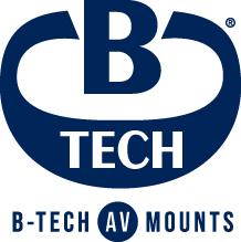 B-Tech Audio Video Mounts Logo