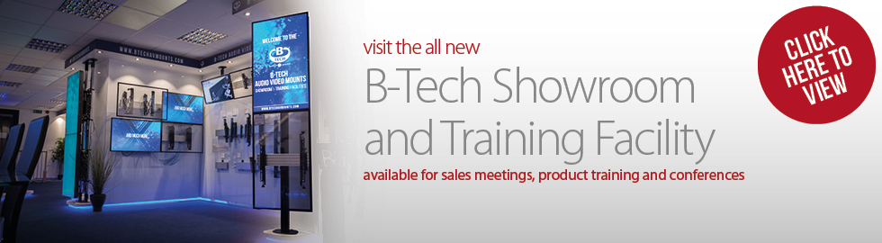 B-Tech unveil new showroom during ongoing development of Global Head Office
