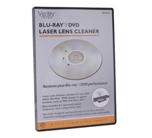 BTV847 - Ventry™ Blu-Ray™/ DVD Laser Lens Cleaner