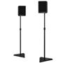 BT10 Hi-Logic Plus™ Speaker Stands - Black