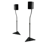 BT114 - Stealth Onyx™ Speaker Stands - Black