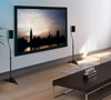 BT114 - Stealth Onyx™ Home Cinema Speaker Stands - Lifestyle