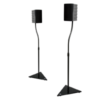 BT114 - Stealth Onyx™ Home Cinema Speaker Stands