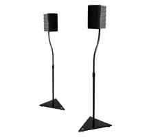 BT114 - Stealth Onyx™ Home Cinema Speaker Stands