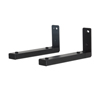 BT15 Loudspeaker Wall Mount with Adjustable Arms - Side View