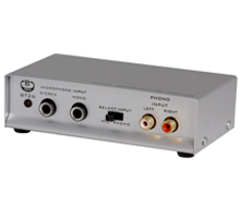 BT26 - Phono / Microphone Pre-Amplifier