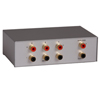 BT31 - 3-Way Audio Input Control - Rear View