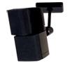 BT34 Home Cinema Speaker Ceiling Mount (Single) - with Speaker - Black