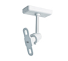 BT34 Home Cinema Speaker Ceiling Mount (Single) - Dual Point - White