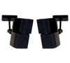 BT342 Home Cinema Speaker Ceiling Mounts (Pair) - with Speakers