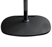 BT4001 Medium Floor Base - Black
