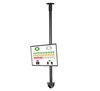 BT5700 - CCTV Camera & Flat Screen Ceiling Mount