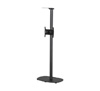 BT5702-01 - Freestanding Floor Stand with Camera Shelf  (Small Base)