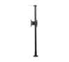 BT5703 - Bolt Down Floor Stand with Camera Shelf