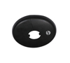 BT5820-CP Ceiling Mount Cover Plate for use with System V Ceiling Mounts - Black