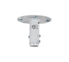 BT5820 - Fixed Ceiling Mount for 35mm Poles - White