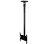 BT5832-075 - Medium Drop Flat Screen Ceiling Mount - Black