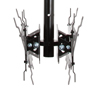 BT5834 - Back to Back Flat Screen Ceiling Mount with Tilt
