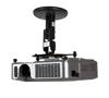 BT5890-010 - Short Drop Universal Projector Mount with Projector - Black