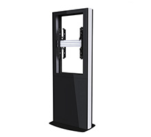BT7001 - Back-to-back Portrait Signage Kiosk
