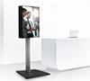 BT7003 - Freestanding Digital Signage Mount with Screen Enclosure