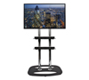 BT7032 - Large AV Accessory Shelf - Double Pole mounted