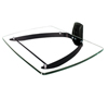 BT7088 - Stylish Glass AV Component Glass Shelf for Audio Video Equipment - Side View