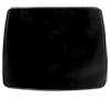 BT7163 - Large Glass Shelf - Black