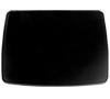 BT7164 - Medium Glass Shelf - Black