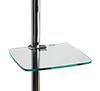 BT7171 - Glass Shelf Mount - Clear Glass