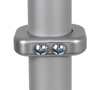 BT7260 60mm Accessory Collar - With 60mm Pole