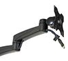 BT7373 - Double Arm Flat Screen Desk Mount - Cable Management