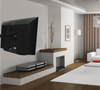 BT7514 Single Arm with Tilt and Swivel Flat Screen Wall Mount - Lifestyle Image