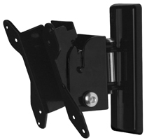 BT7518 - Tilt and Swivel Flat Screen Wall Mount