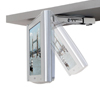 BT7525 - Under Cabinet Flat Screen Mount - with Screen