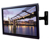 BT7534 Single Arm with Tilt and Swivel Flat Screen Wall Mount - with Screen