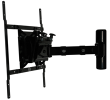 BT7534 Single Arm with Tilt and Swivel Flat Screen Wall Mount for Medium Screens