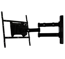 BT7535 Double Arm with Tilt and Swivel Flat Screen Wall Mount
