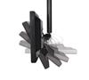 BT7583 - Long Adjustable Drop Flat Screen Ceiling Mount - Tilt
