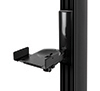 Can also be mounted directly to System X vertical columns