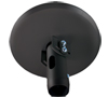 BT7804 - Heavy Duty Fixed Ceiling Mount with Tilt - with Cover Plate