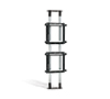 BT7807 - Ideal for mounting heavy duty screens which require extra-large mounts