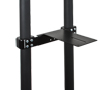 BT7864 - VC Camera Shelf for Twin Pole Floor Stands