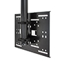 BT8026 Large Flat Screen 50mm Pole Mount - Side View