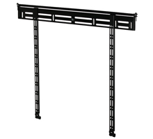 BT8220 Ultra-Slim Flat Screen Wall Mount - Side View
